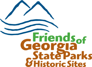 Friends of Georgia State Parks & Historic Sites Logo